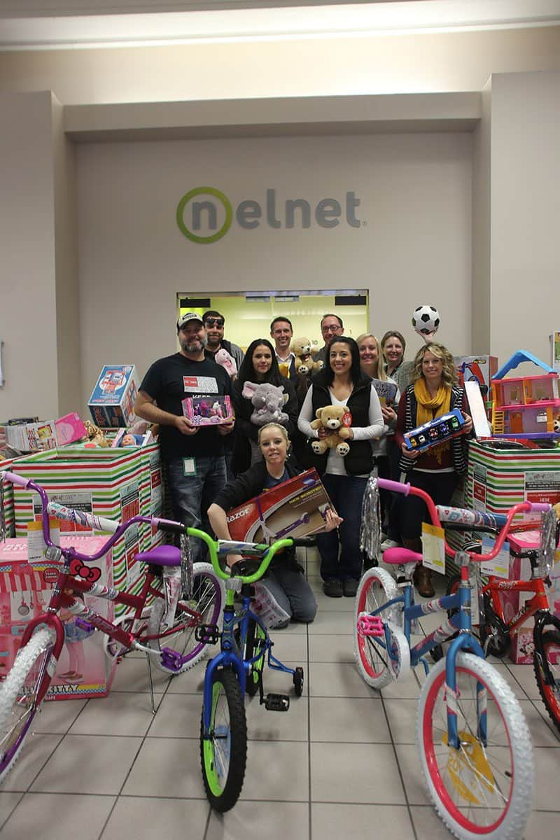 Nelnet Gifts of Love Campaign