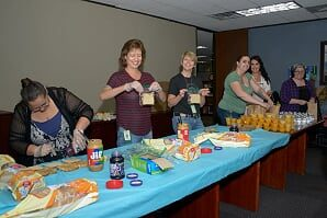 Nelnet Associates enjoying the spread