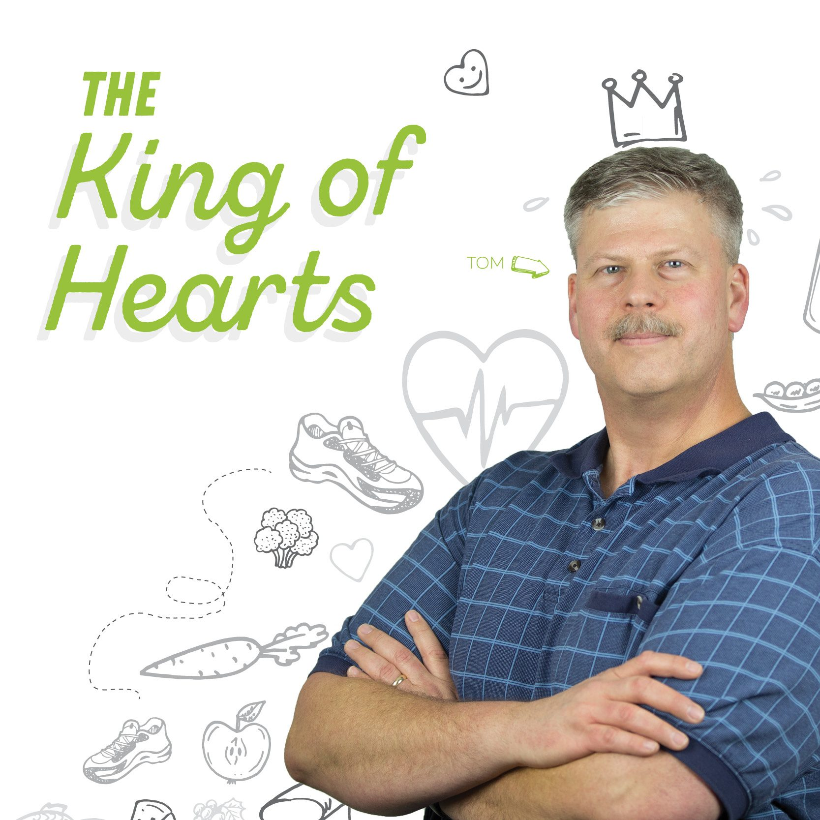 Nelnet Wellness King of Hearts