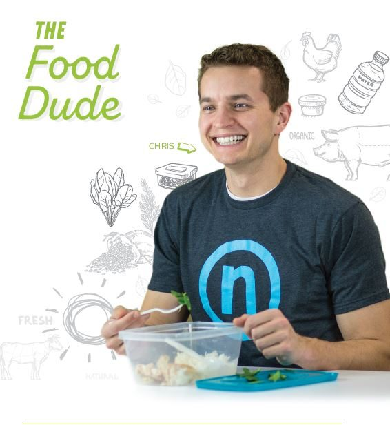Nelnet Associate Nutrition champion Food Dude