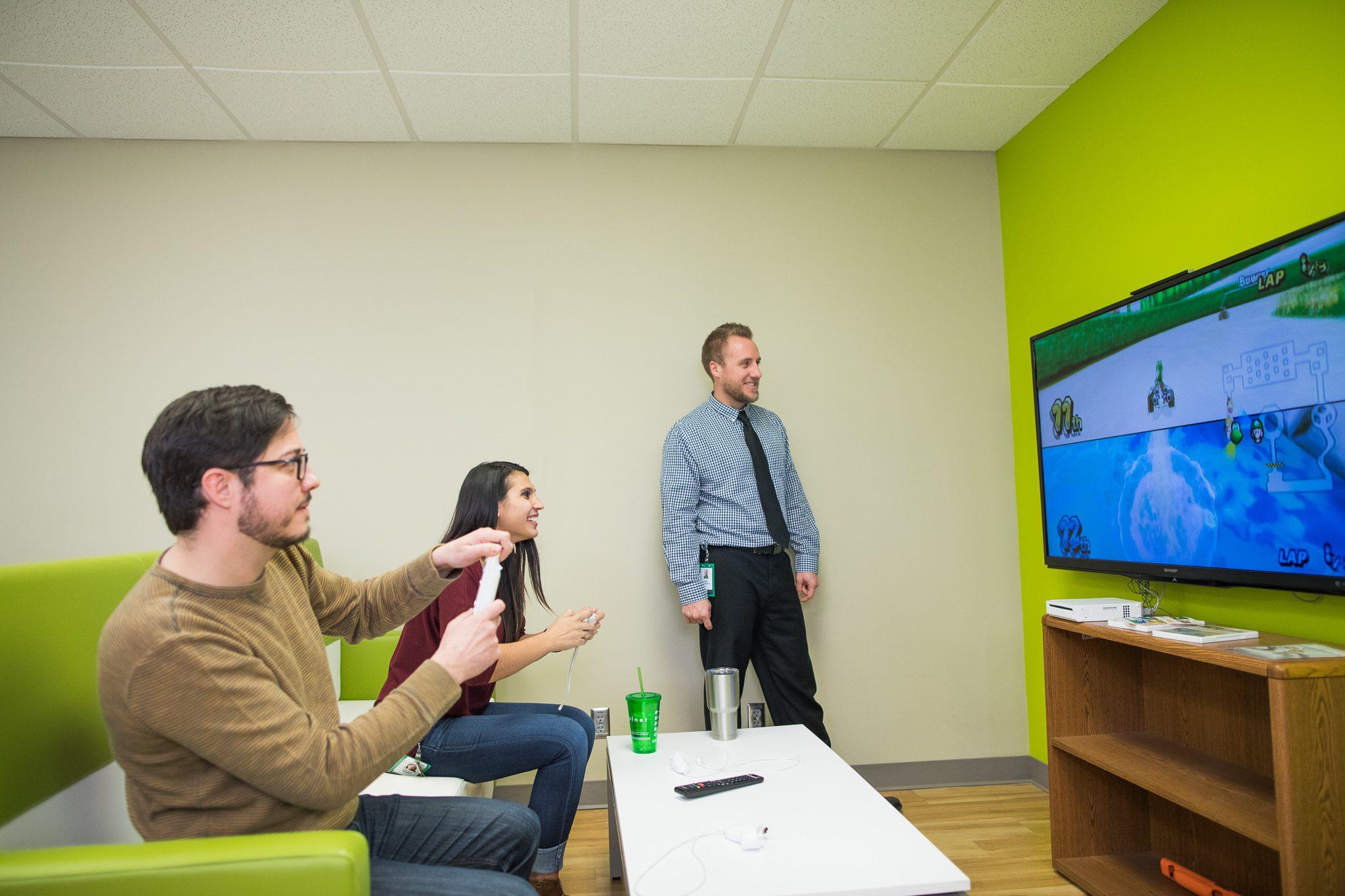 Nelnet Associates Video games hobbies help growth