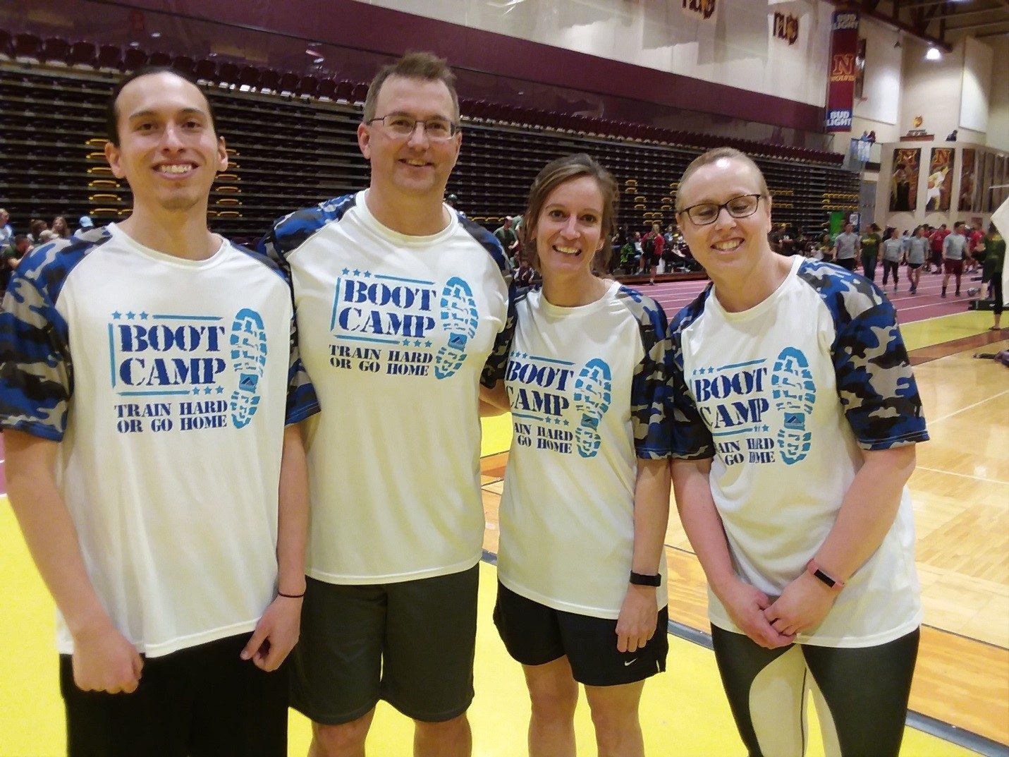Nelnet Boot Camp Track Team Corporate Cup