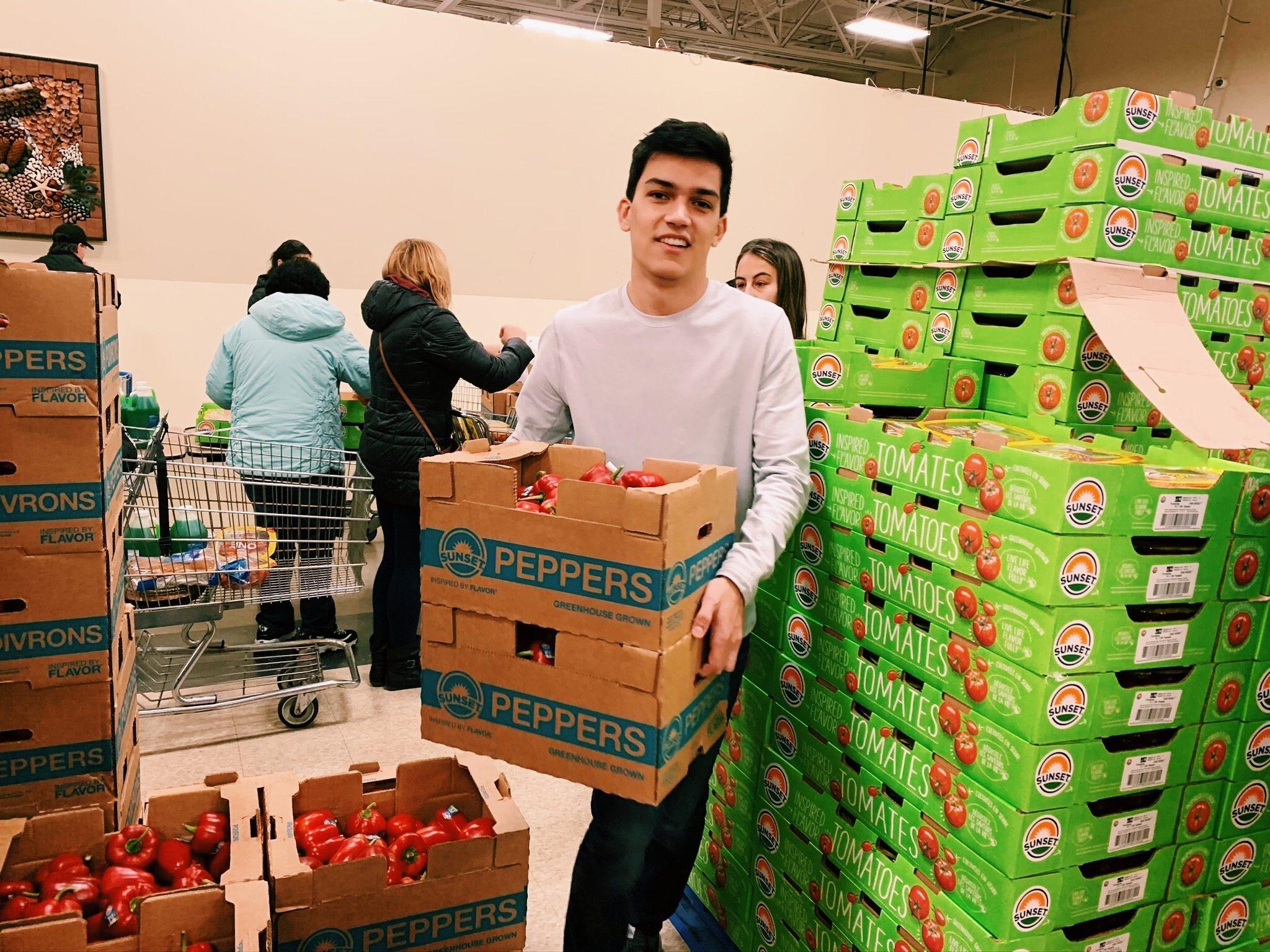 Nelnet Interns Share Their Passion for Volunteering